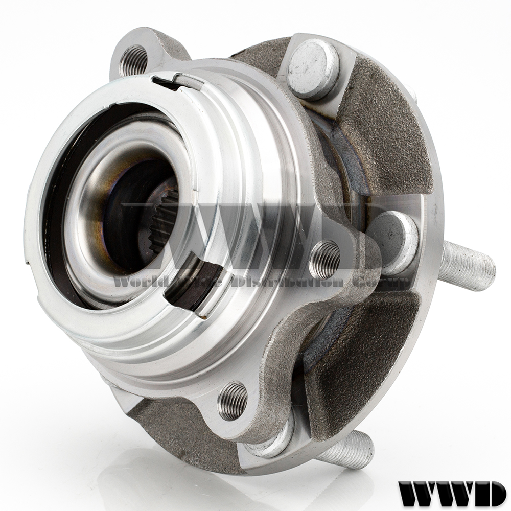 For 2006-2010 Infiniti M35 Wheel Hub Assembly Front API 36265XM 2007 2008 2009