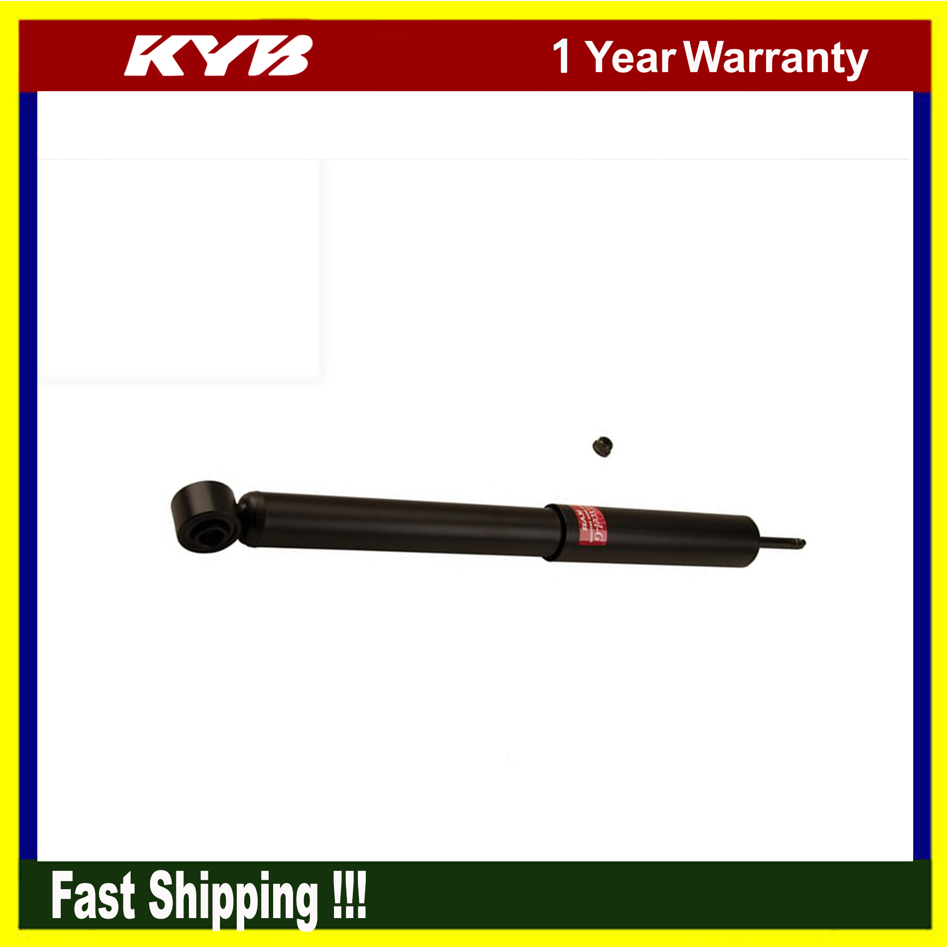 Front Suspension Struts and Mounts Kit KYB Excel-G For Toyota 4Runner 2003-2009