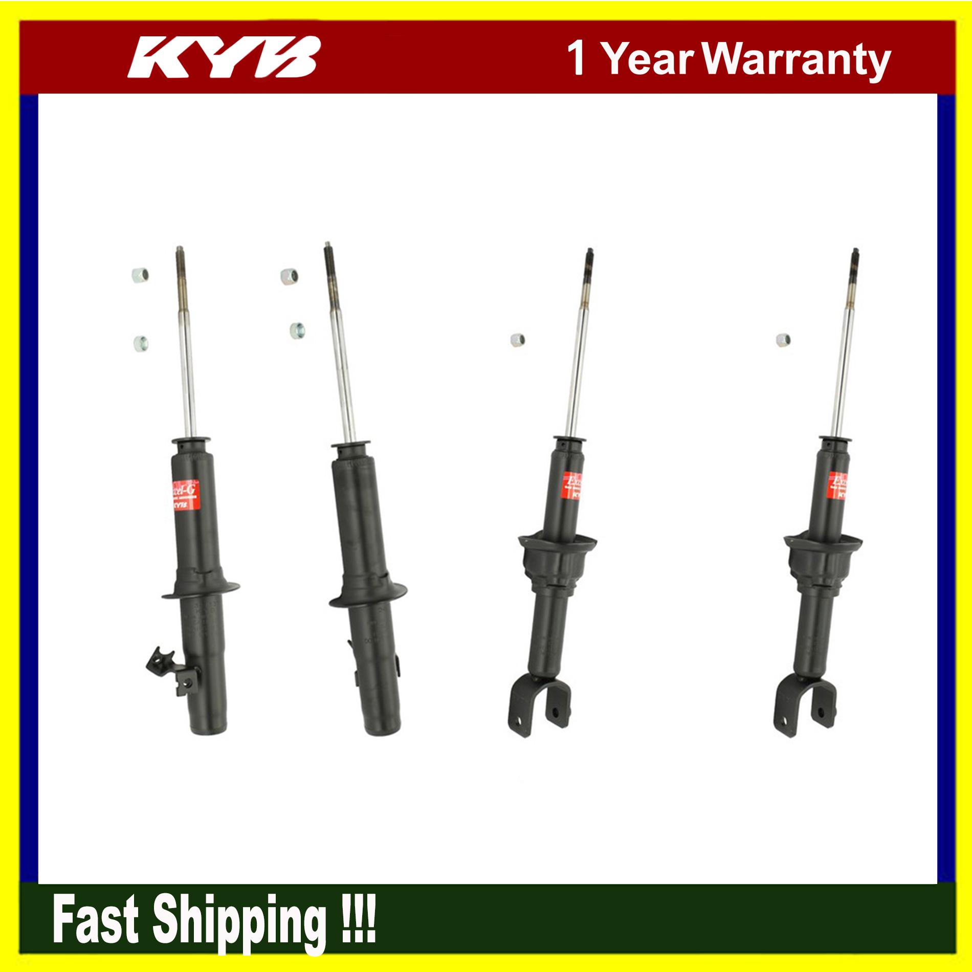 4 PCs KYB Suspension Struts Kits Fits 1997-2001 Acura