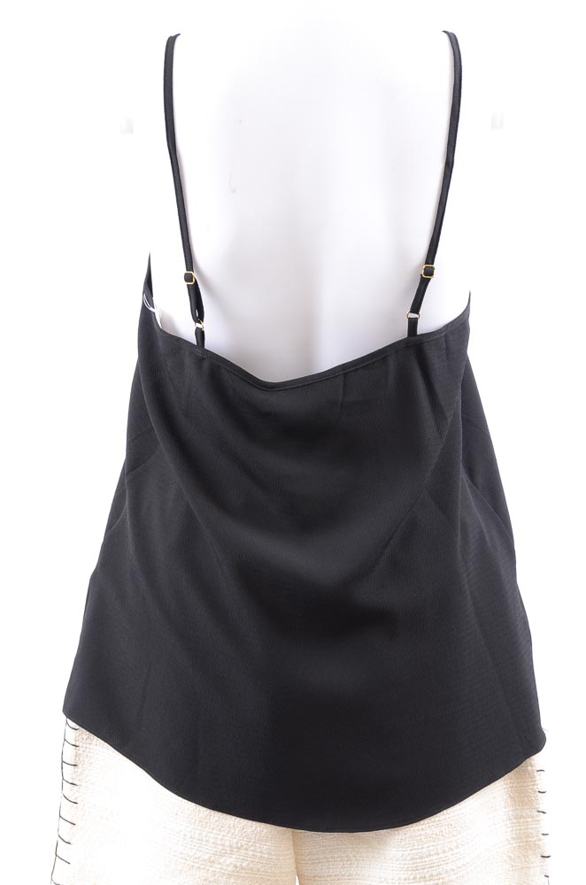 Hatch-Maternity-The-Lucy-sheer-ruched-pleated-crepe-camisole-tank-top-NEW-78 thumbnail 6