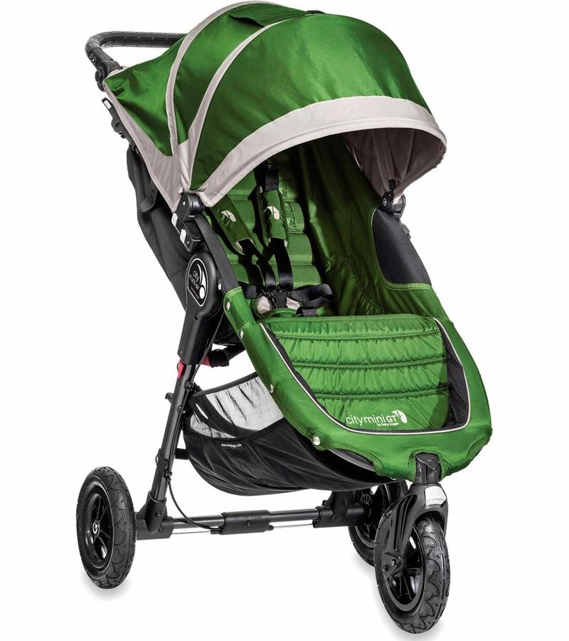 Baby Jogger City Mini GT Single 2016/2017 Evergreen | eBay