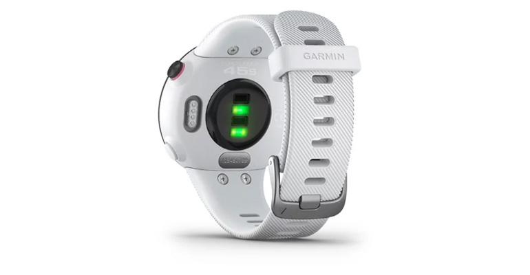 Garmin Forerunner 45S - Color: White, White, large, image 5