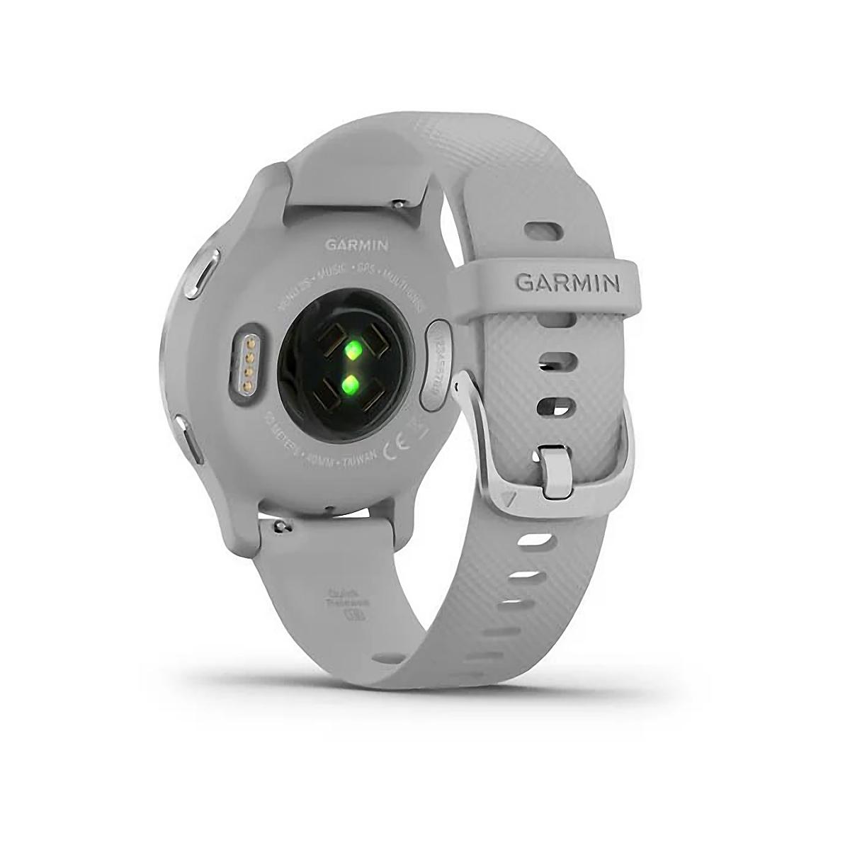 Garmin Venu 2S - Color: Mist Grey, Mist Grey, large, image 7