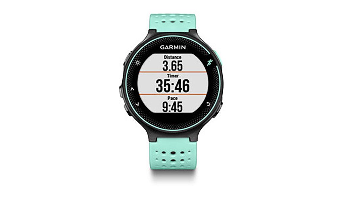 Garmin Forerunner 235 Wrist HRM - Color: Frost Blue/Black - Size: One Size, Blue/Black, large, image 3