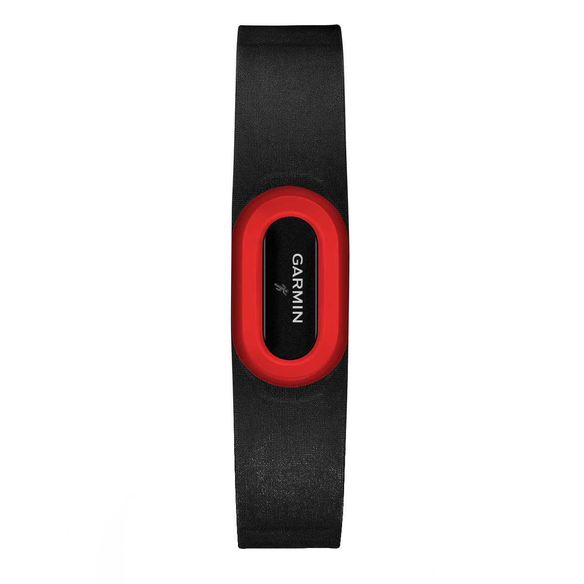 Garmin HRM4-Run Heart Rate Monitor - Color: Black/Red - Size: One Size, Black/Red, large, image 1