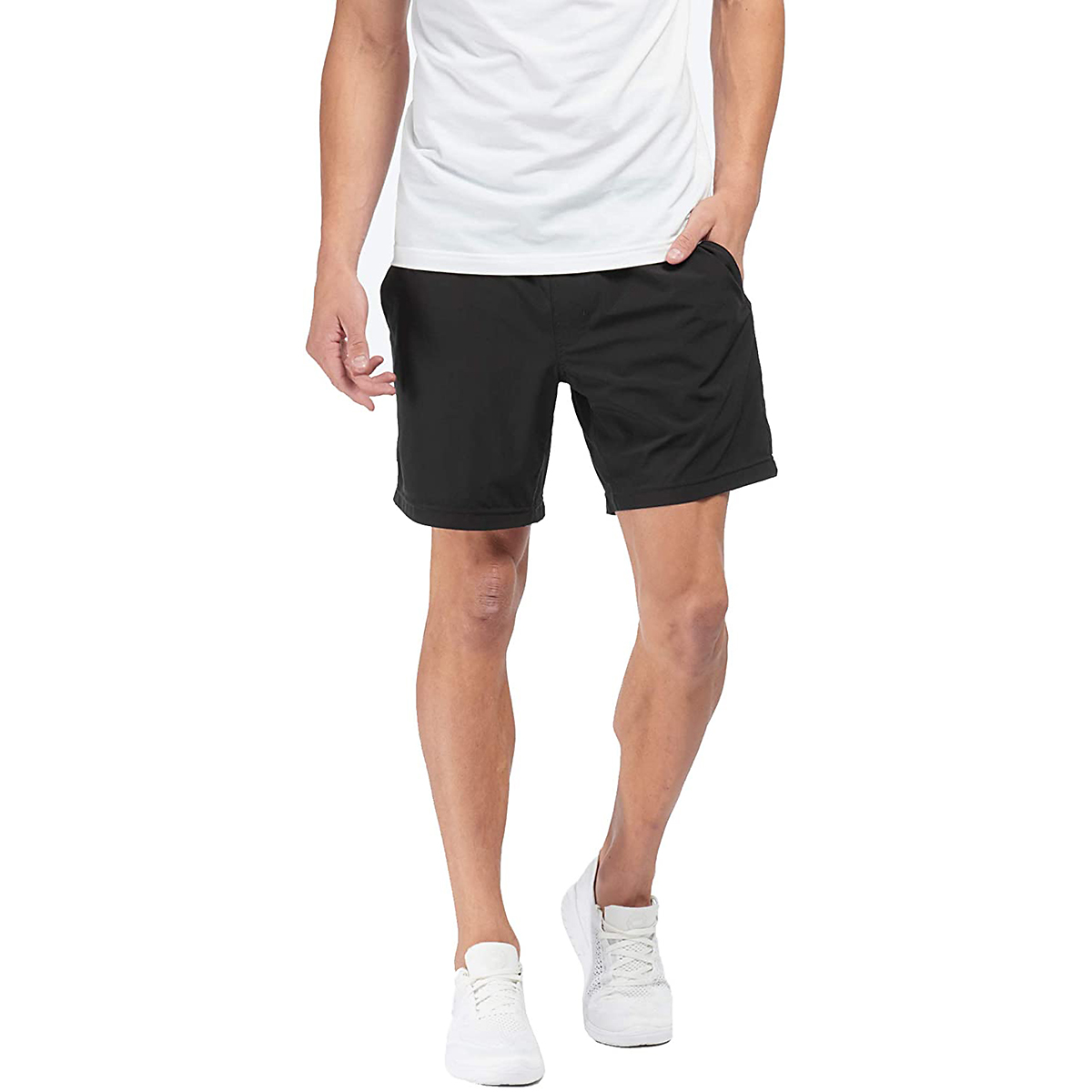 "Men's Rhone 7"" Mako Lined Short, , large, image 1"