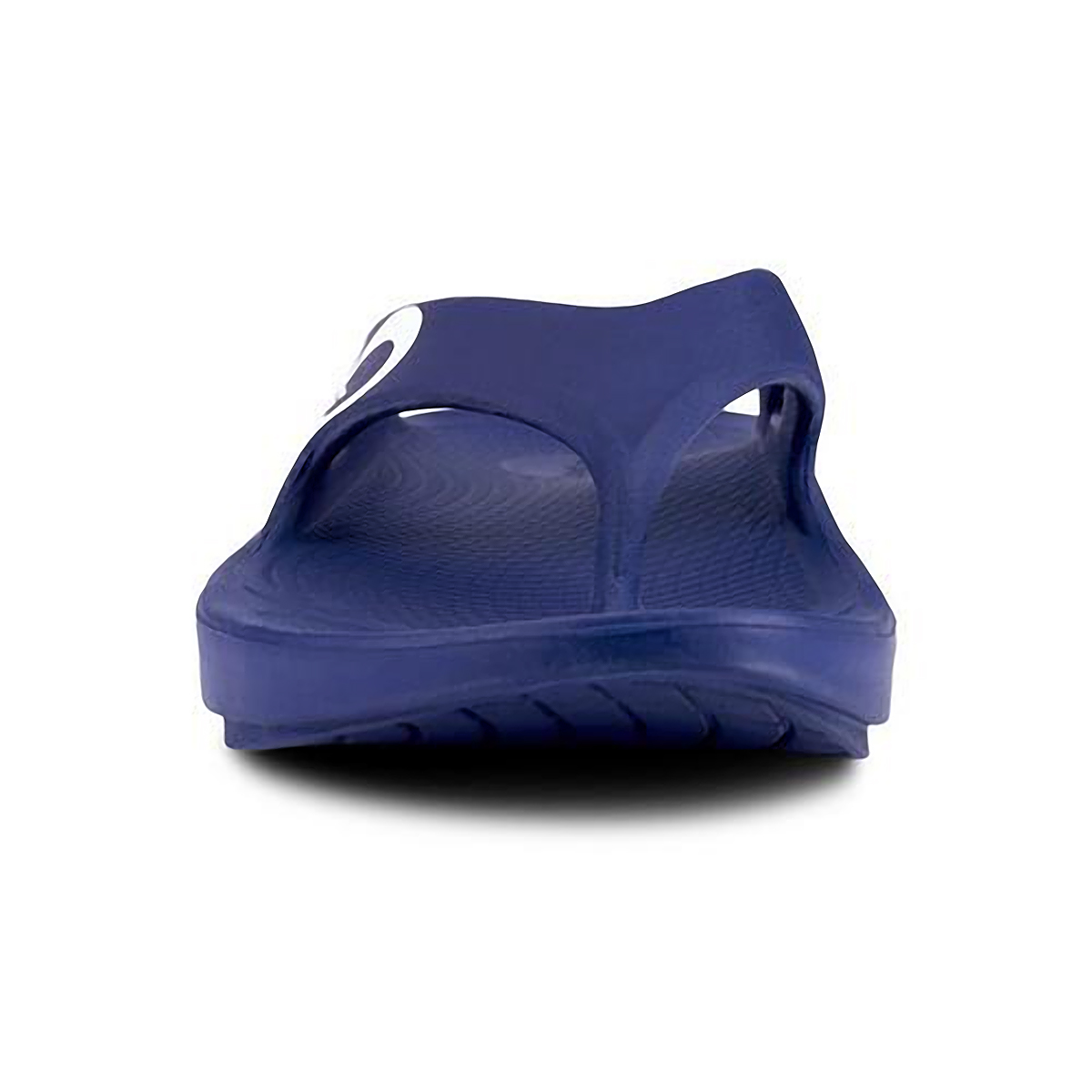 Oofos OOriginal Sport Recovery Sandal - Color: Navy - Size: M7/W9 - Width: Regular, Navy, large, image 3