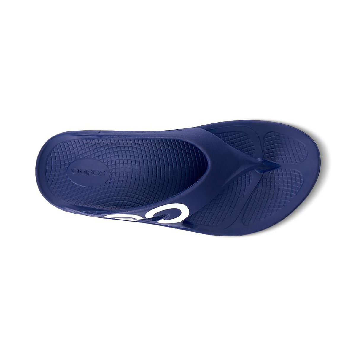 Oofos OOriginal Sport Recovery Sandal - Color: Navy - Size: M7/W9 - Width: Regular, Navy, large, image 4