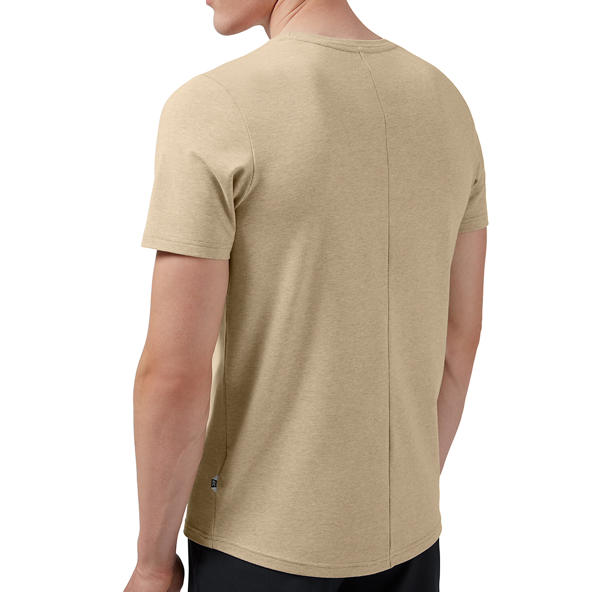 Men's On On-T Short Sleeve Shirt - Color: Camel - Size: XS, Camel, large, image 2