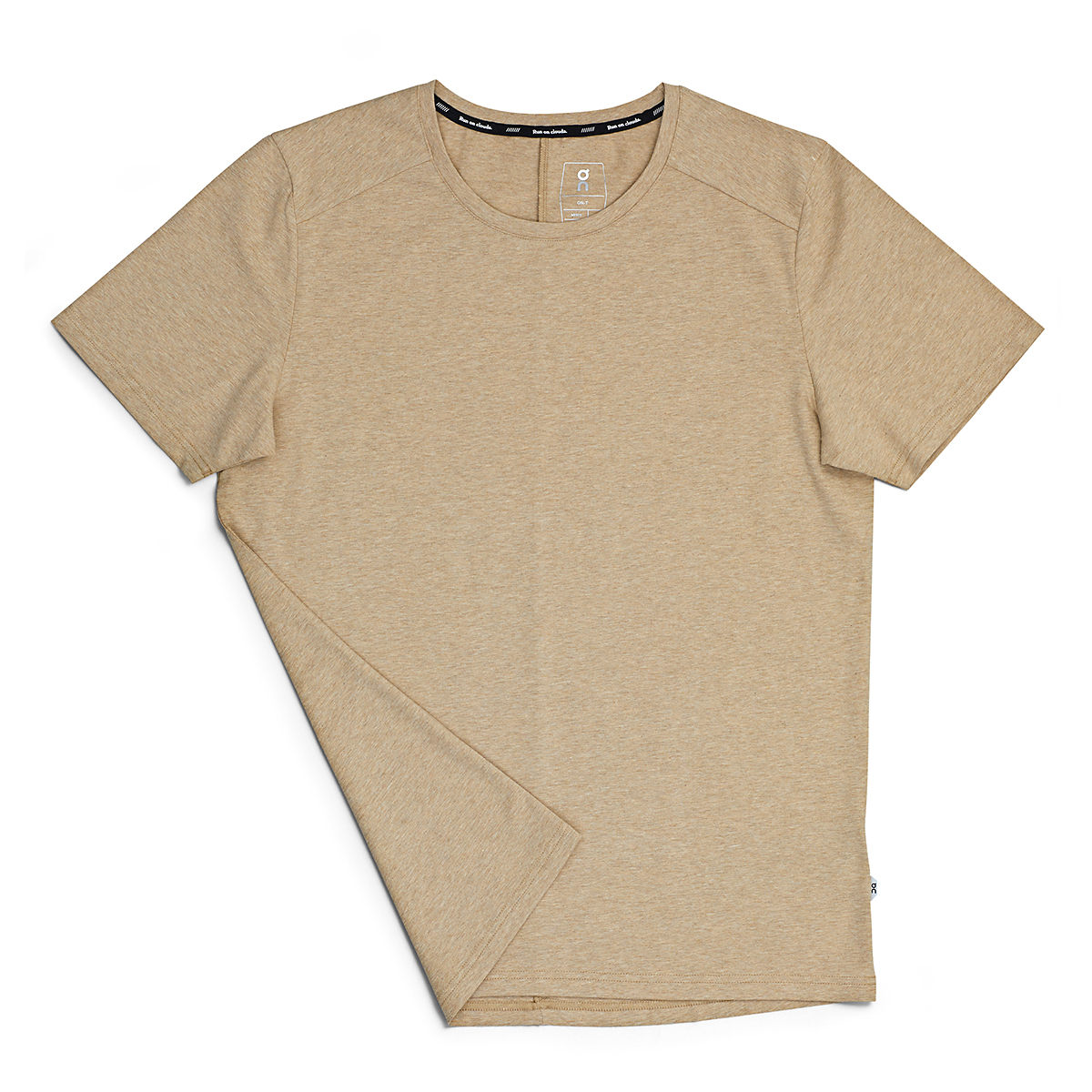 Men's On On-T Short Sleeve Shirt - Color: Camel - Size: XS, Camel, large, image 3