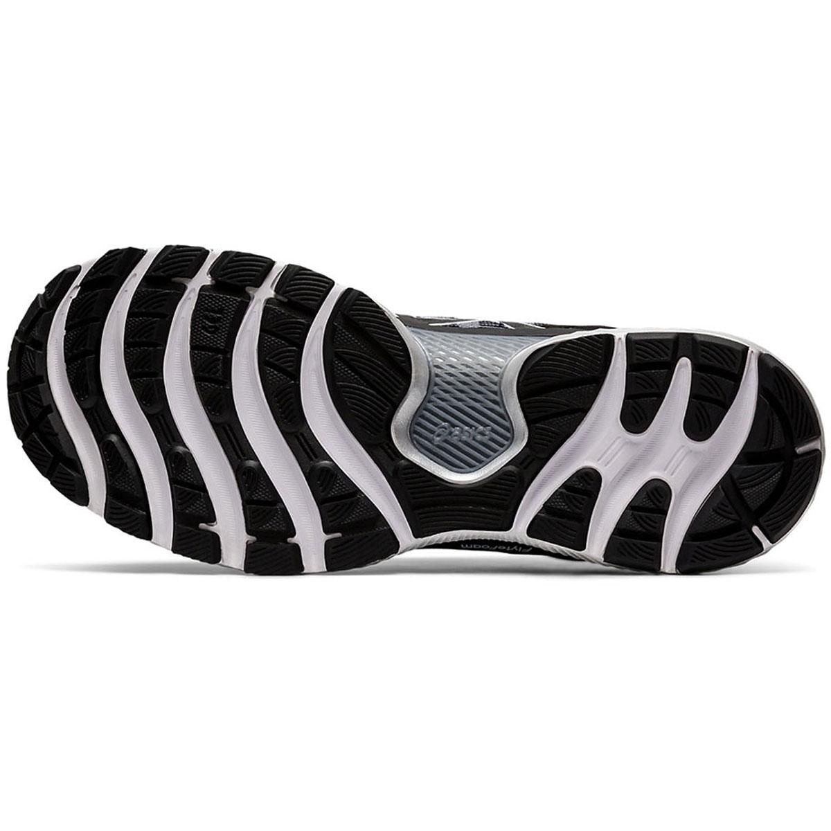 Men's Asics GEL-Nimbus 22 Running Shoe - Color: White/Black (Regular Width) - Size: 8.5, White/Black, large, image 3
