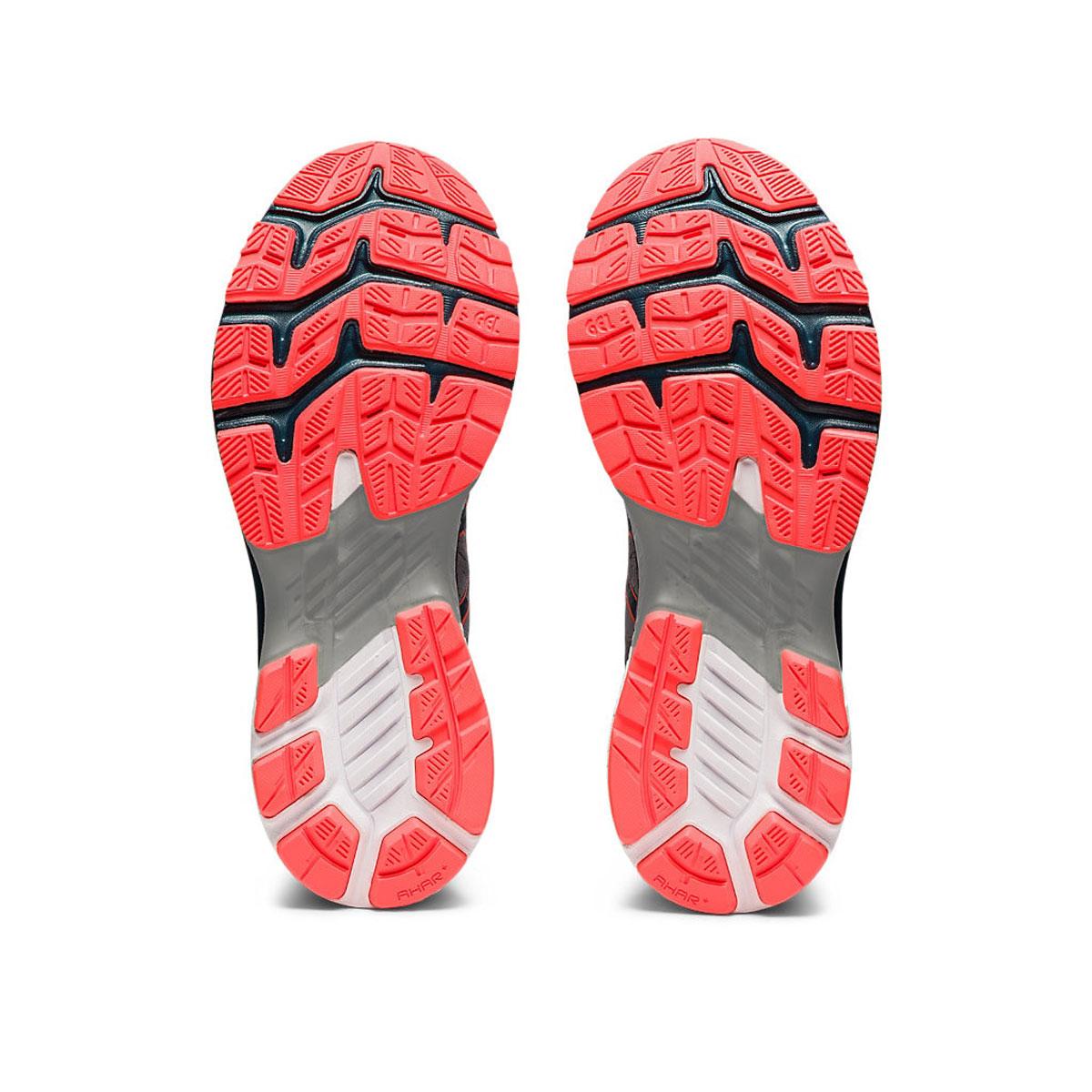 Men's Asics GEL-Kayano 27 Running Shoe - Color: Sheet Rock/Magn (Regular Width) - Size: 6, Sheet Rock/Magnetic Blue, large, image 7
