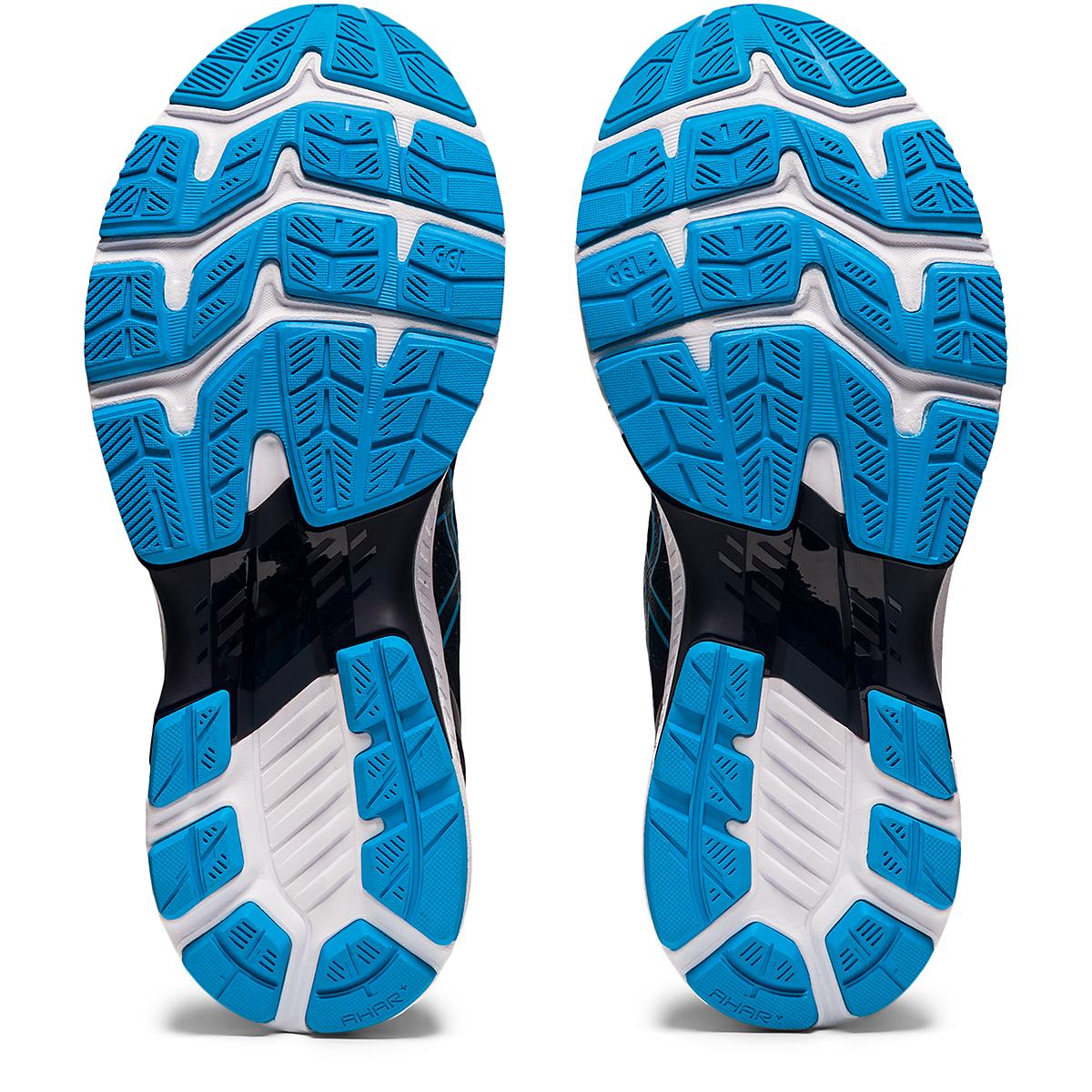 Men's Asics GEL-Kayano 27 Running Shoe - Color: French Blue/Dig - Size: 7.5 - Width: Regular, French Blue/Dig, large, image 7