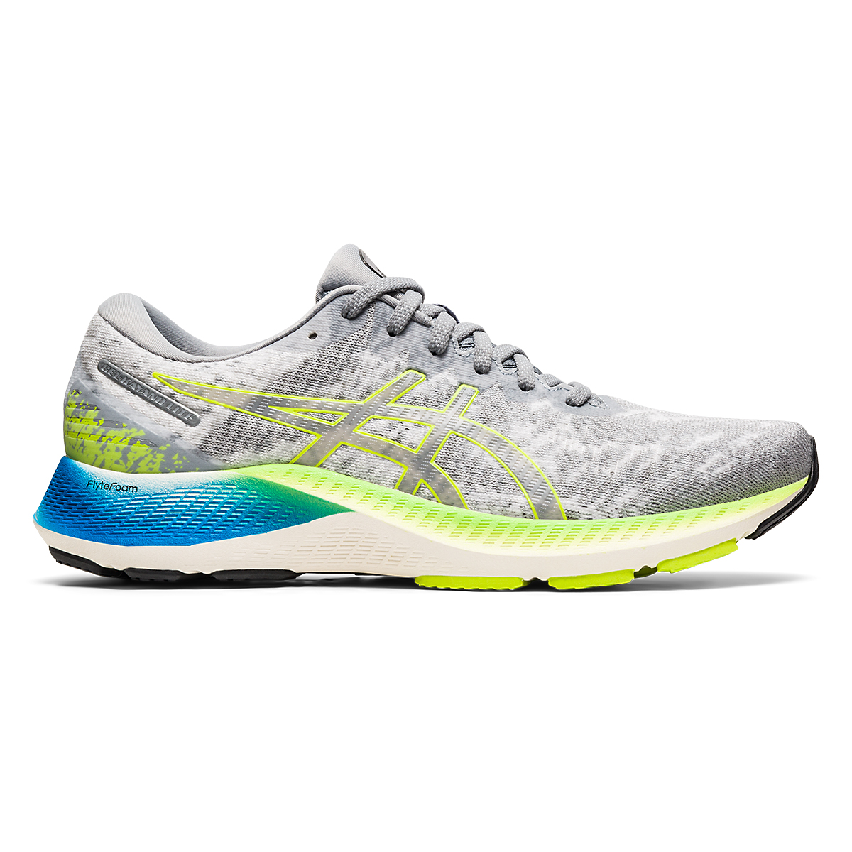 Men's Asics GEL-Kayano Lite Running Shoe - Color: Piedmont Grey/Sheet Rock - Size: 13 - Width: Regular, Piedmont Grey/Sheet Rock, large, image 1