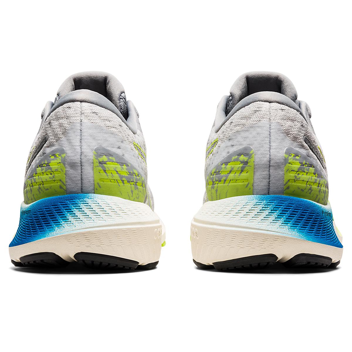 Men's Asics GEL-Kayano Lite Running Shoe - Color: Piedmont Grey/Sheet Rock - Size: 13 - Width: Regular, Piedmont Grey/Sheet Rock, large, image 6