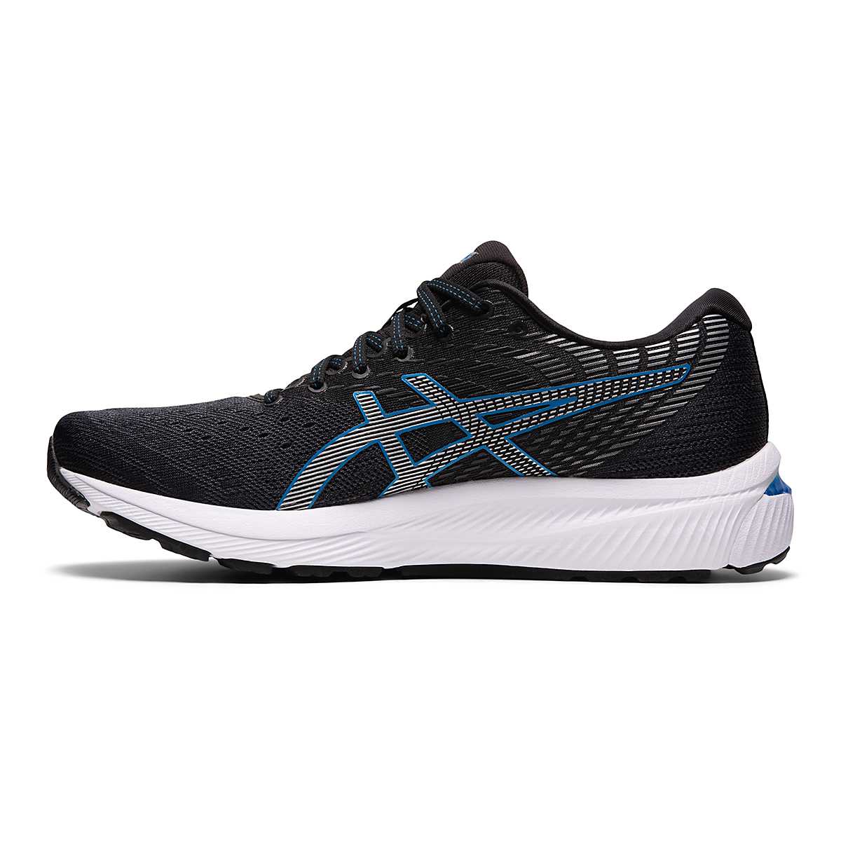 Men's Asics GEL-Cumulus 22 Running Shoe - Color: Carrier Grey/Pure Silver - Size: 7 - Width: Regular, Carrier Grey/Pure Silver, large, image 2