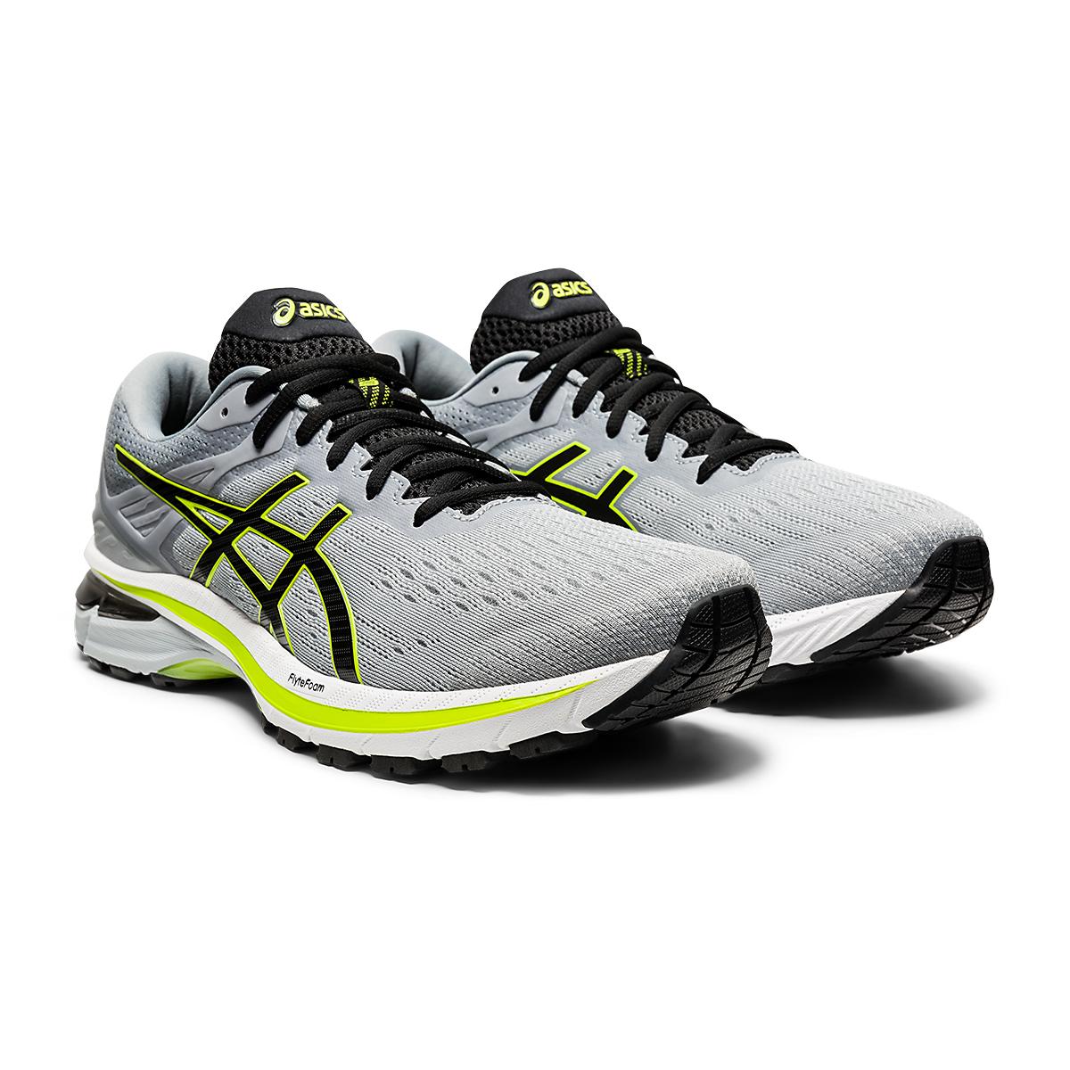 Men's Asics GT-2000 9 Running Shoe - Color: Sheet Rock/Black - Size: 7 - Width: Regular, Sheet Rock/Black, large, image 3