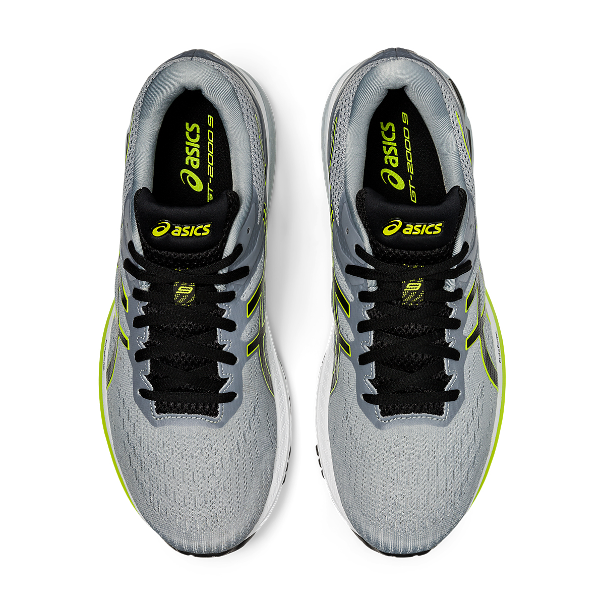 Men's Asics GT-2000 9 Running Shoe - Color: Sheet Rock/Black - Size: 7 - Width: Regular, Sheet Rock/Black, large, image 5