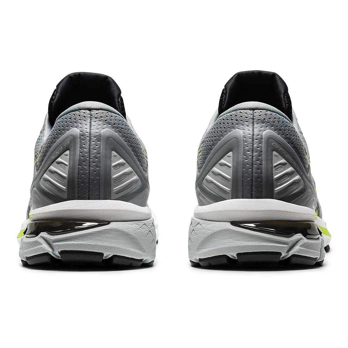 Men's Asics GT-2000 9 Running Shoe - Color: Sheet Rock/Black - Size: 7 - Width: Regular, Sheet Rock/Black, large, image 6