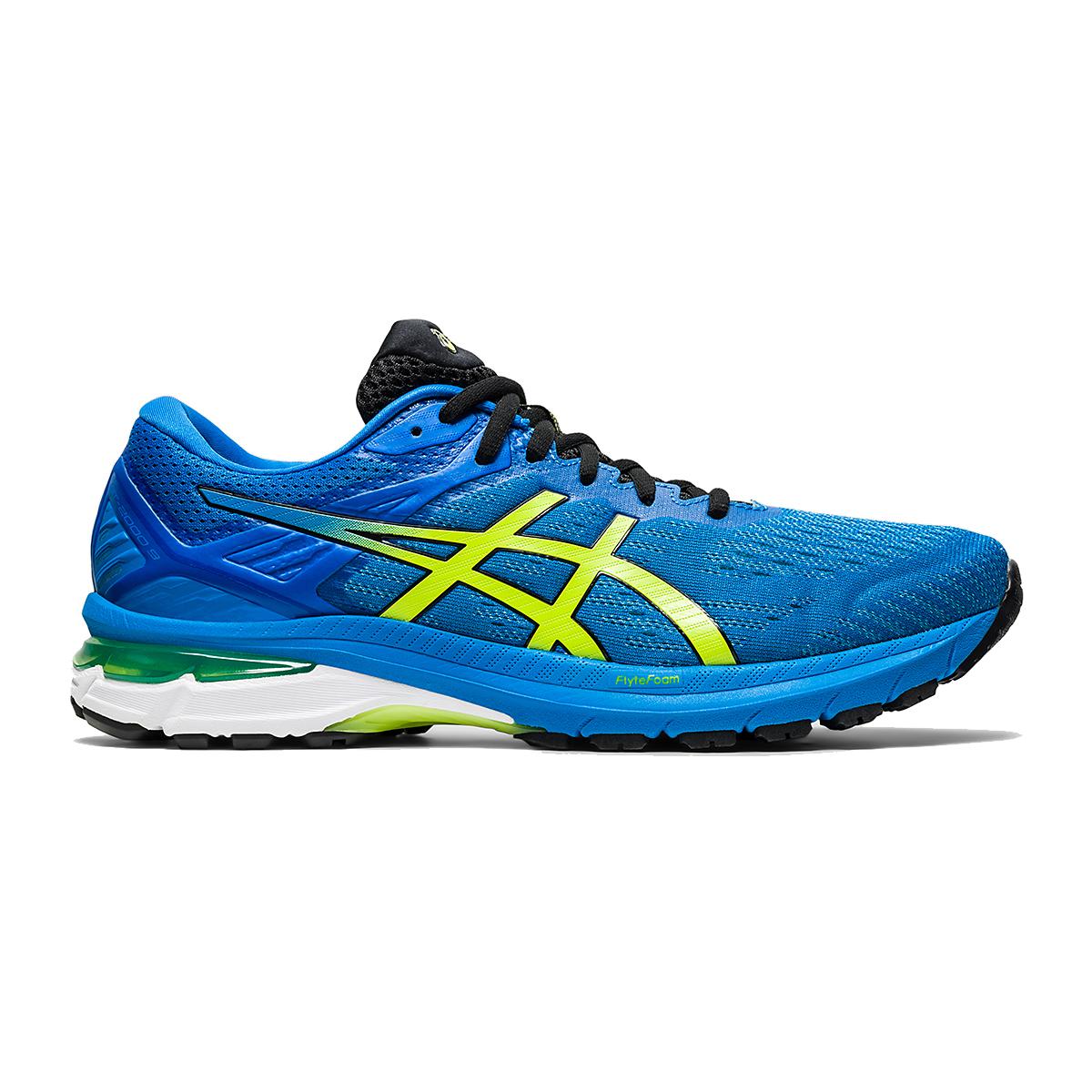 Men's Asics Gt-2000 9 Running Shoe - Color: Directoire Blue - Size: 7 - Width: Regular, Directoire Blue, large, image 1