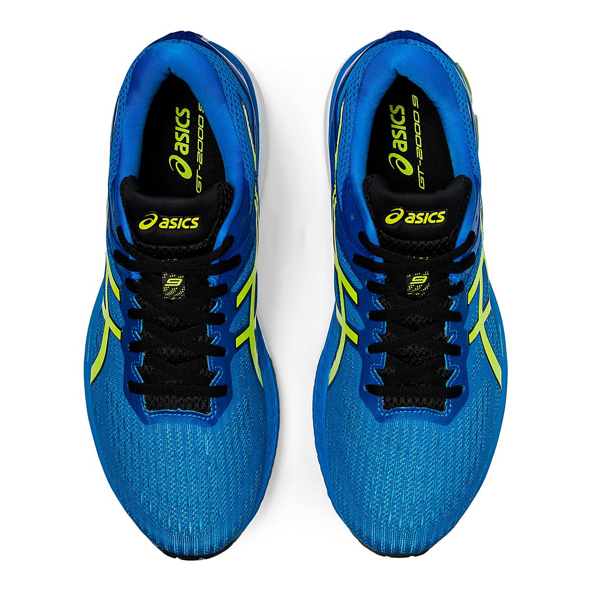 Men's Asics Gt-2000 9 Running Shoe - Color: Directoire Blue - Size: 7 - Width: Regular, Directoire Blue, large, image 5