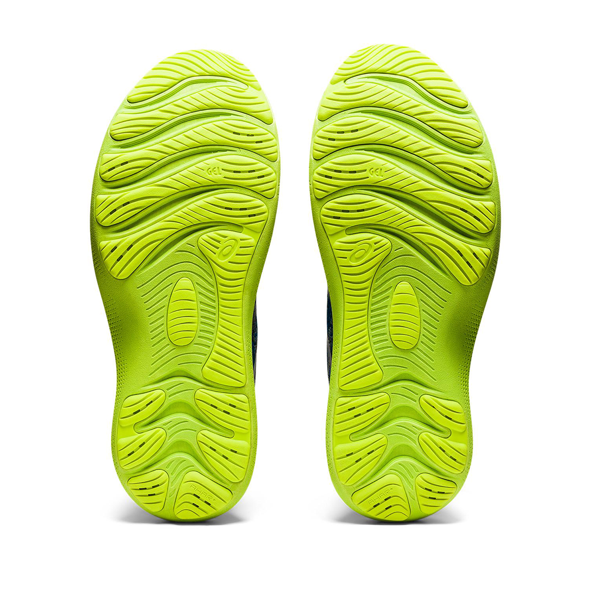 Men's Asics Gel-Nimbus Lite 2 Running Shoe - Color: Reborn Blue/Black - Size: 7 - Width: Regular, Reborn Blue/Black, large, image 6