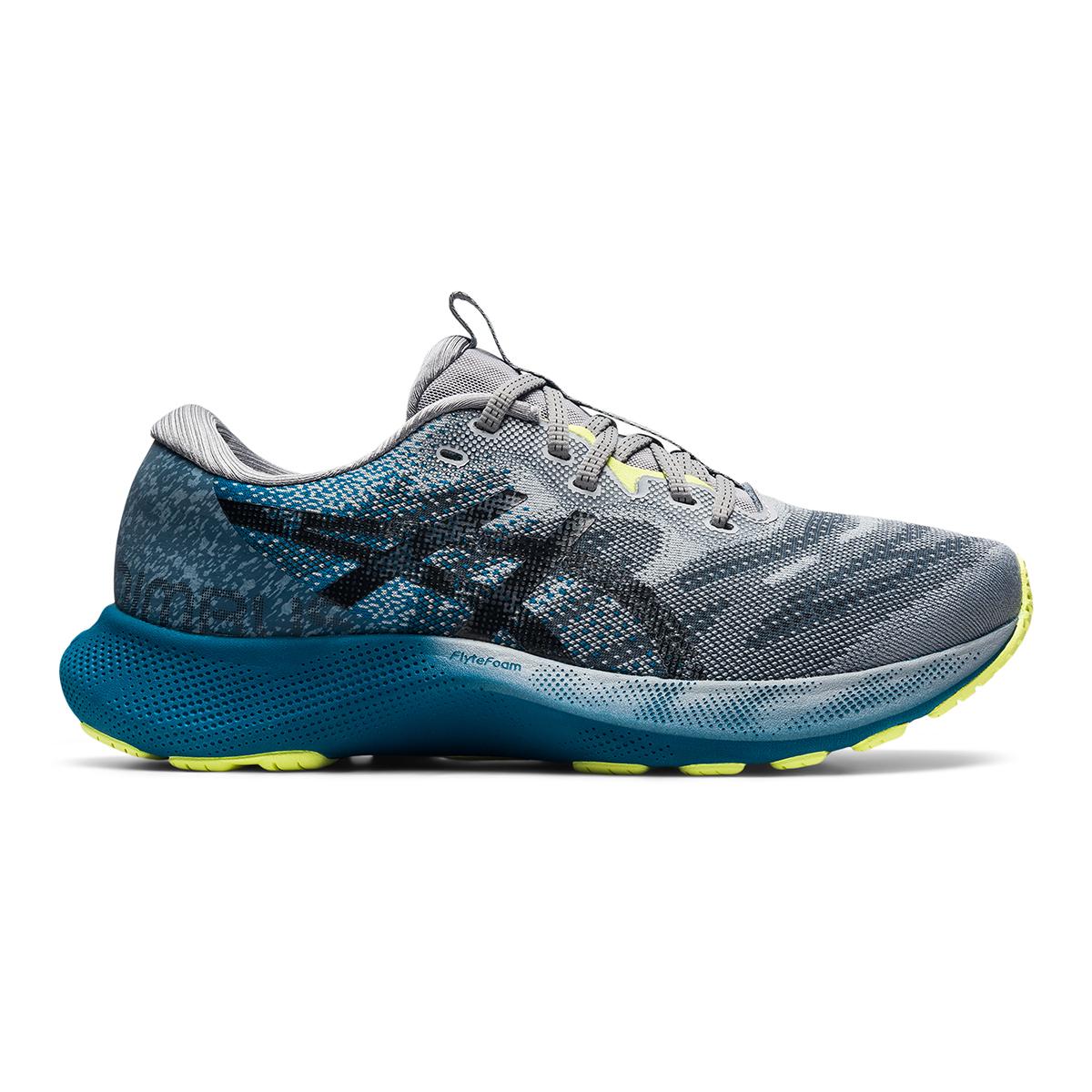 Men's Asics Gel-Nimbus Lite 2 Running Shoe - Color: Deep Sea Teal - Size: 7 - Width: Regular, Deep Sea Teal, large, image 1