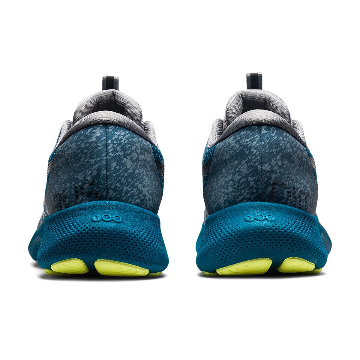 Men's Asics Gel-Nimbus Lite 2 Running Shoe - Color: Deep Sea Teal - Size: 7 - Width: Regular, Deep Sea Teal, large, image 4