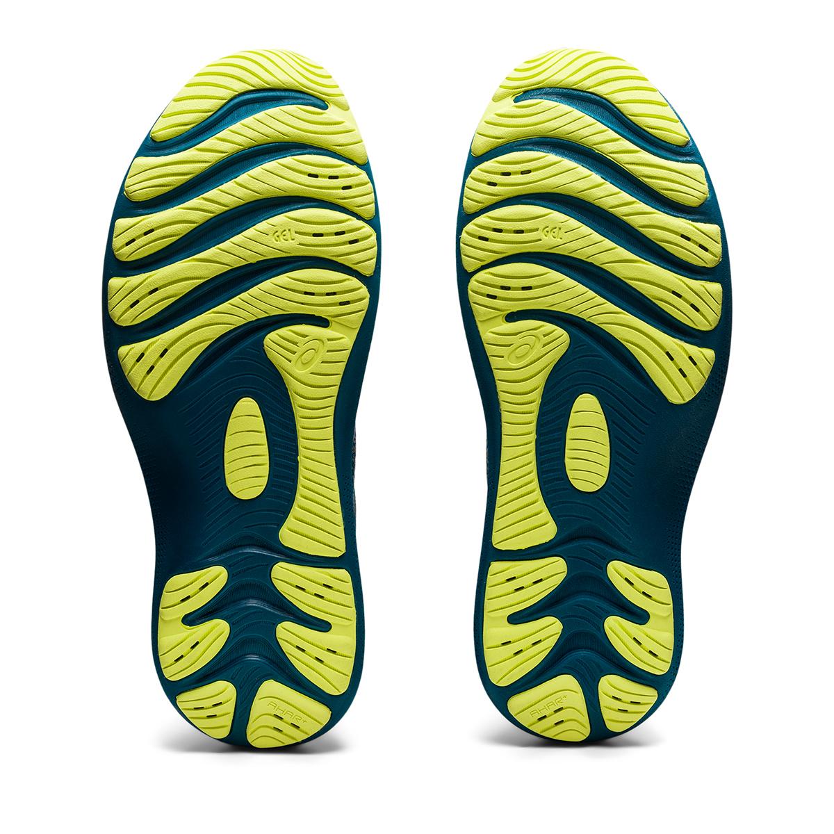 Men's Asics Gel-Nimbus Lite 2 Running Shoe - Color: Deep Sea Teal - Size: 7 - Width: Regular, Deep Sea Teal, large, image 6