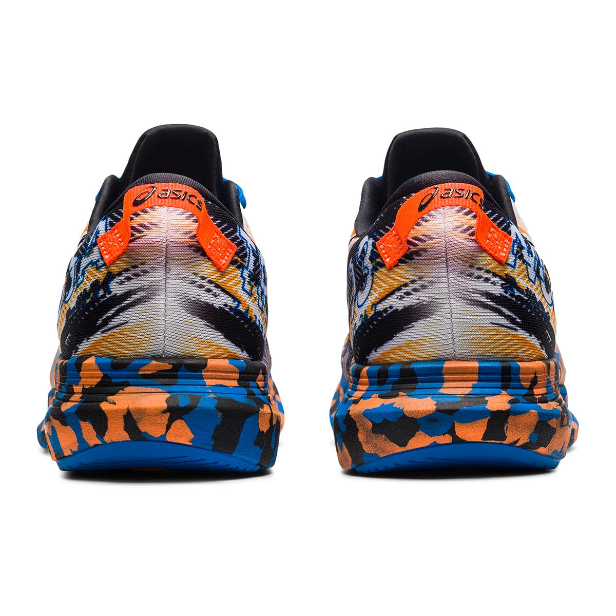 Men's Asics Noosa Tri 13 Running Shoe - Color: White/Shocking - Size: 7 - Width: Regular, White/Shocking, large, image 5