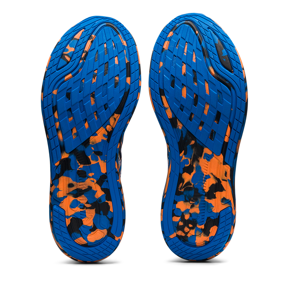 Men's Asics Noosa Tri 13 Running Shoe - Color: White/Shocking - Size: 7 - Width: Regular, White/Shocking, large, image 6