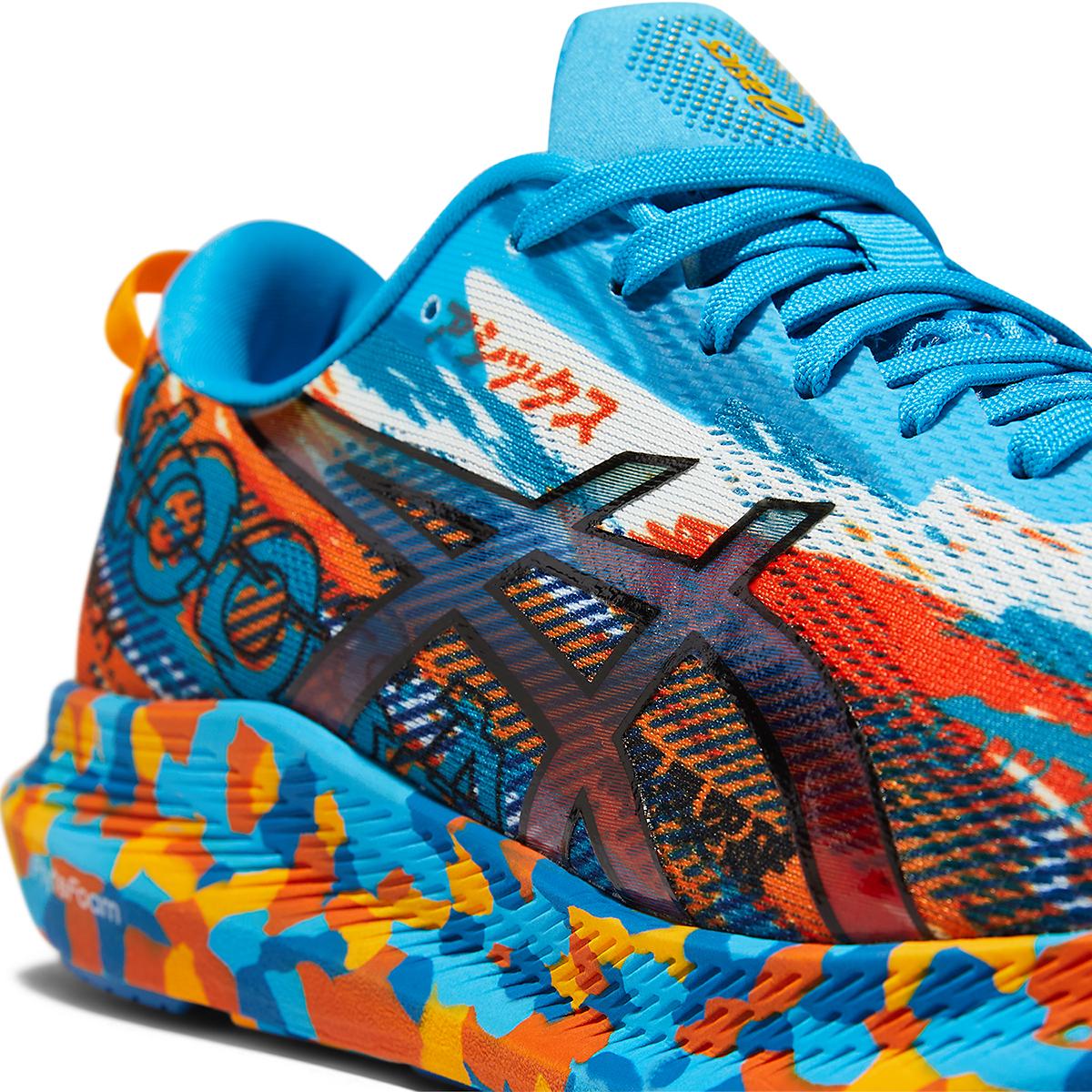 Men's Asics Noosa Tri 13 Running Shoe - Color: Digital Aqua/Ma - Size: 7 - Width: Regular, Digital Aqua/Ma, large, image 4