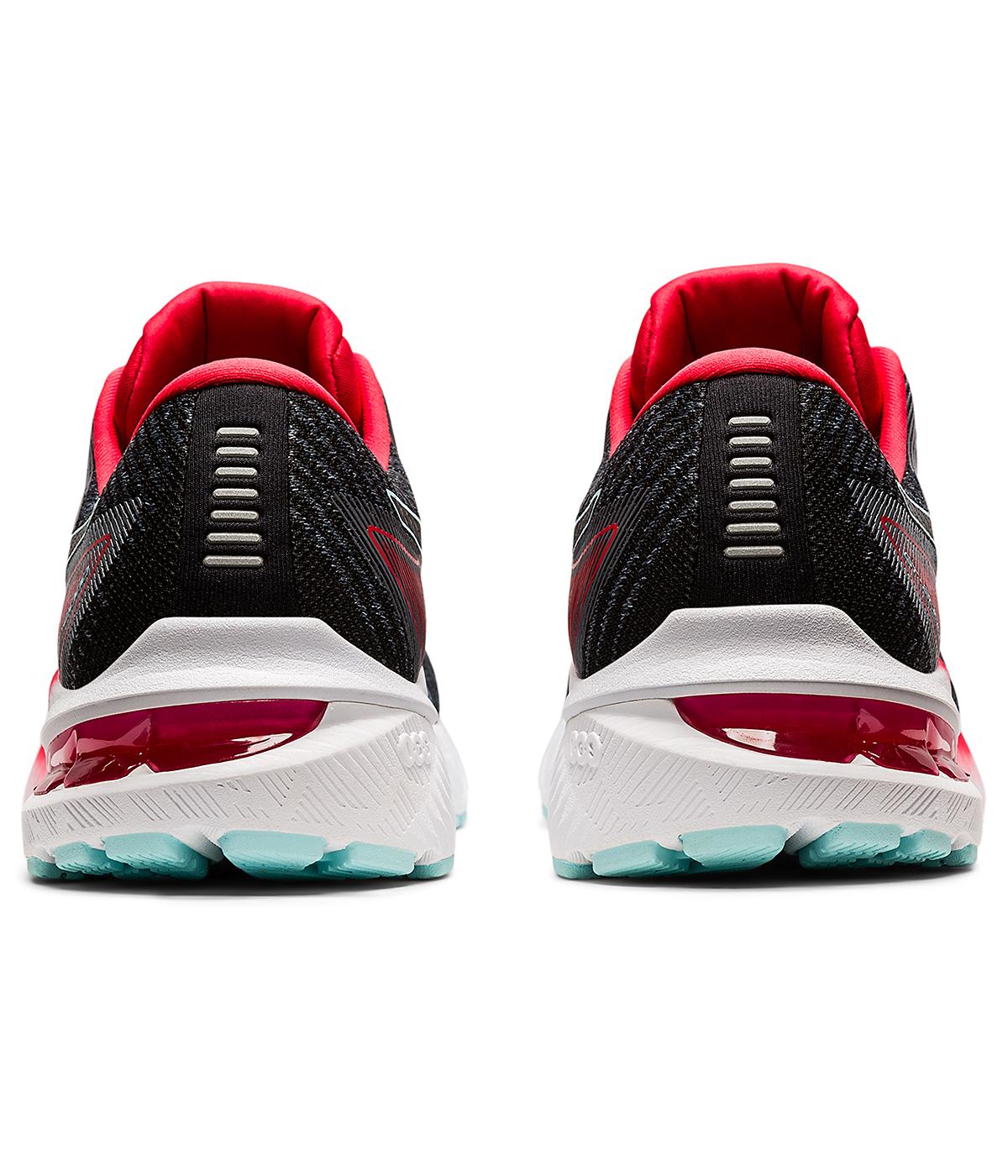 Men's Asics GT-2000 10 Running Shoe - Color: Metropolis/Electric Red - Size: 7 - Width: Regular, Metropolis/Electric Red, large, image 5