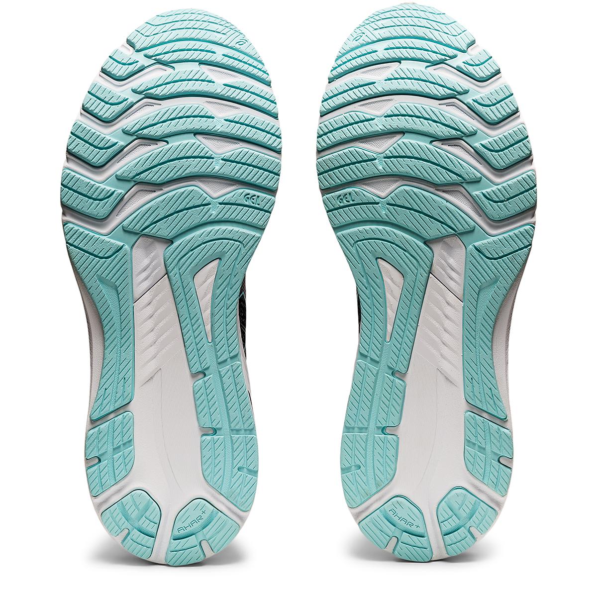 Men's Asics GT-2000 10 Running Shoe - Color: Metropolis/Electric Red - Size: 7 - Width: Regular, Metropolis/Electric Red, large, image 7