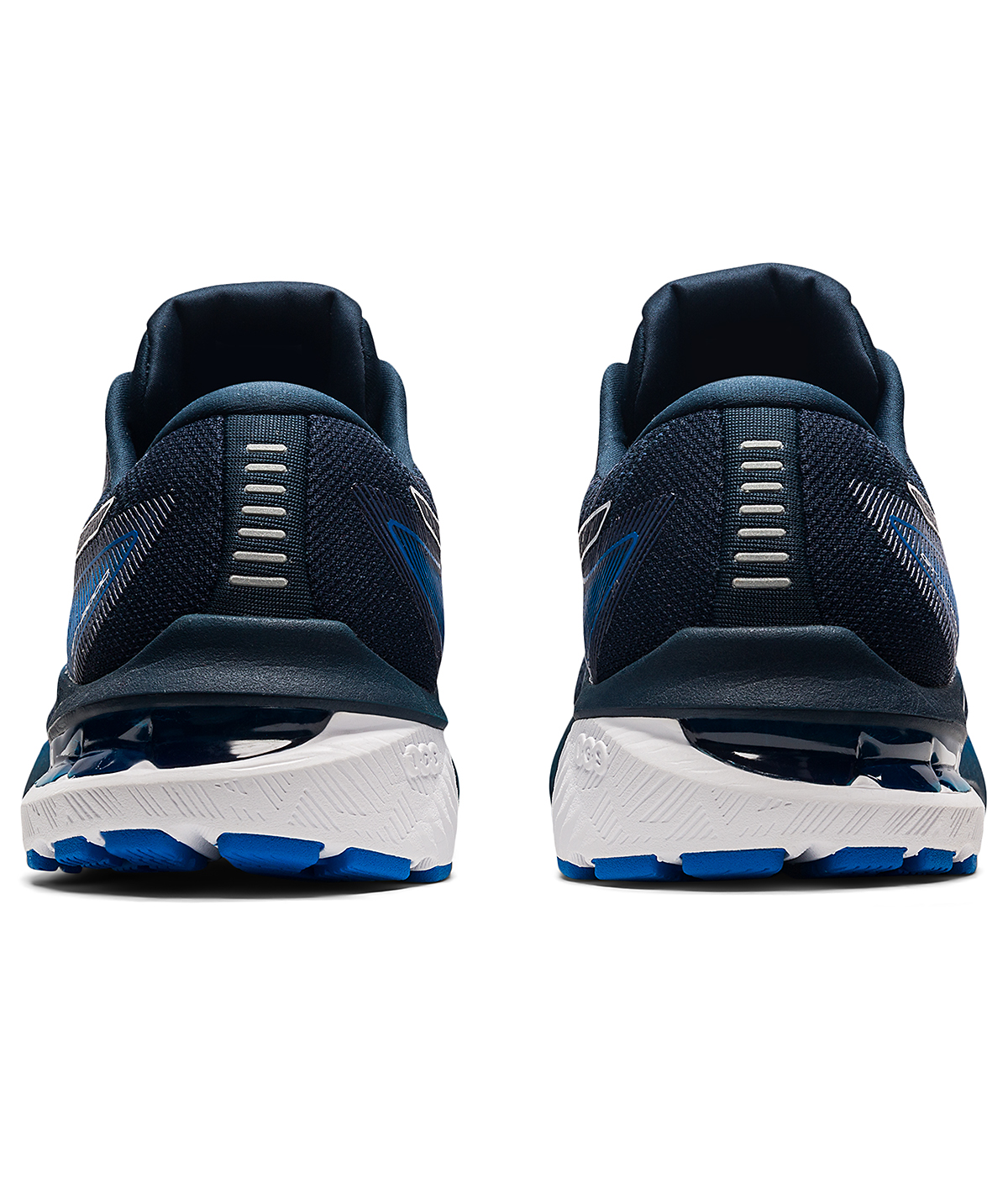 Men's Asics GT-2000 10 Running Shoe - Color: Thunder Blue/French Blue - Size: 7 - Width: Regular, Thunder Blue/French Blue, large, image 5