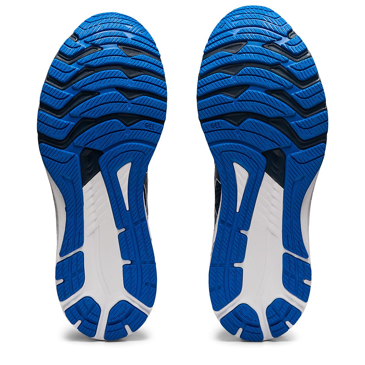Men's Asics GT-2000 10 Running Shoe - Color: Thunder Blue/French Blue - Size: 7 - Width: Regular, Thunder Blue/French Blue, large, image 7