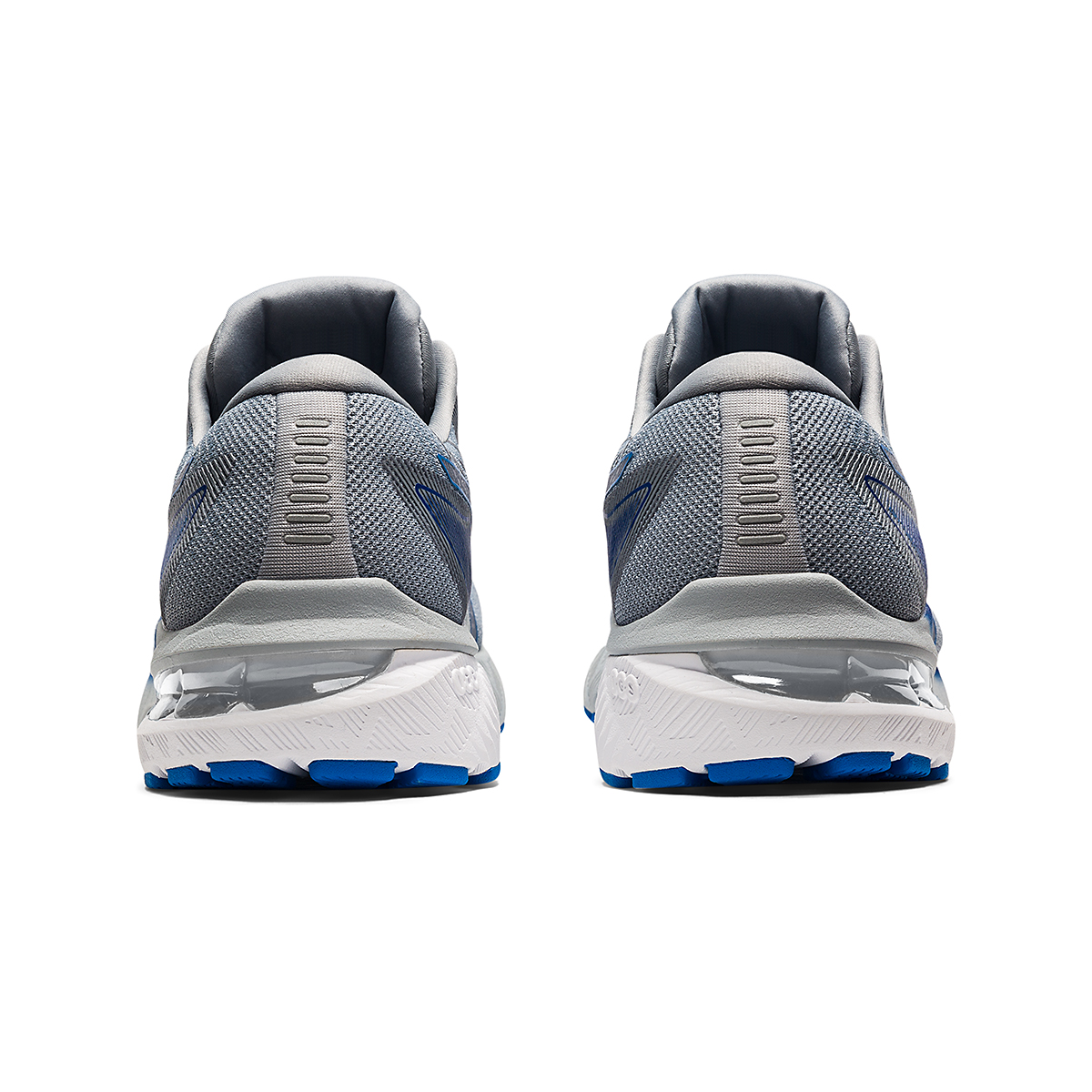 Men's Asics GT-2000 10 Running Shoe - Color: Sheet Rock/Electric Blue - Size: 7 - Width: Wide, Sheet Rock/Electric Blue, large, image 5