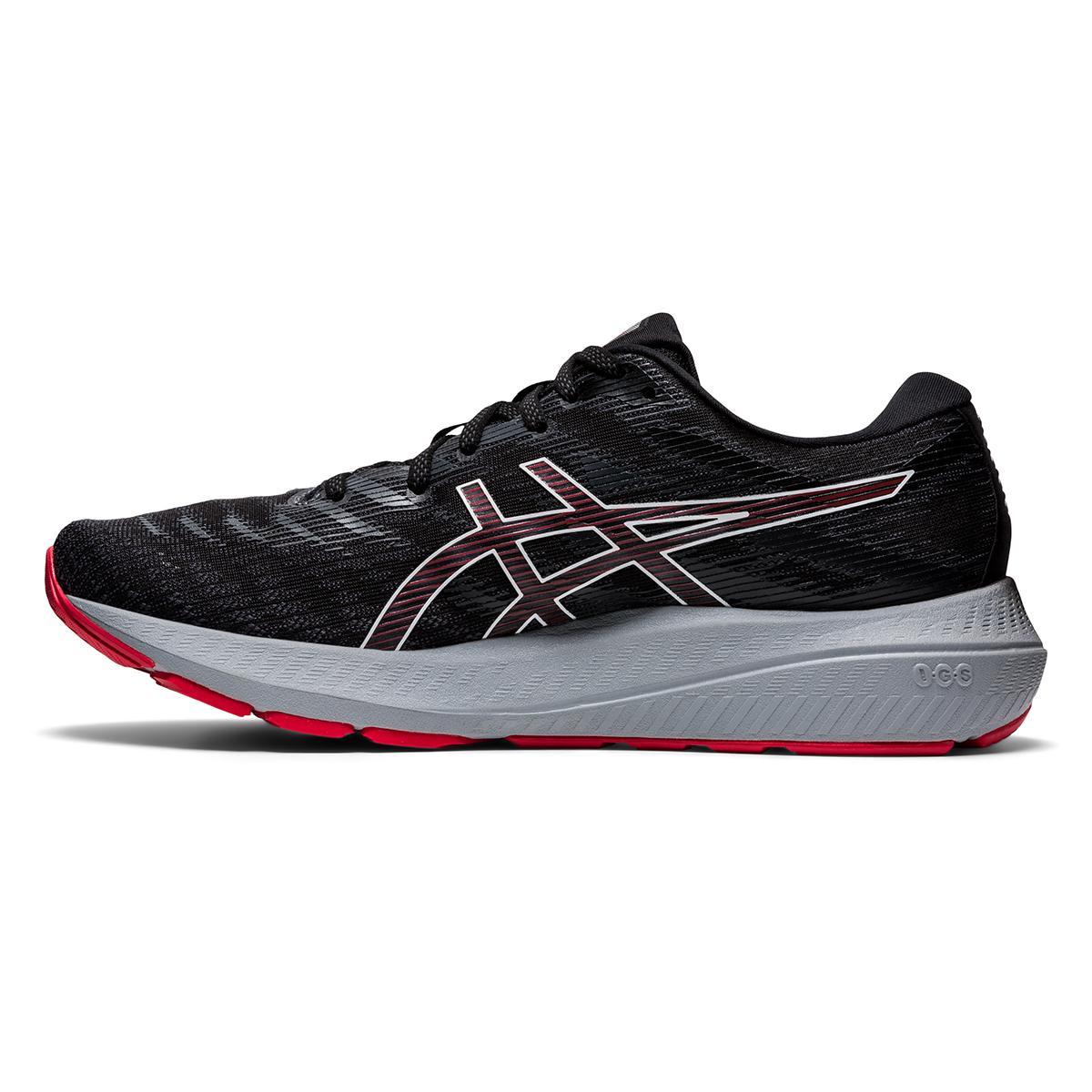 Men's Asics Gel-Kayano Lite 2 Running Shoe - Color: Black/White - Size: 7 - Width: Regular, Black/White, large, image 2