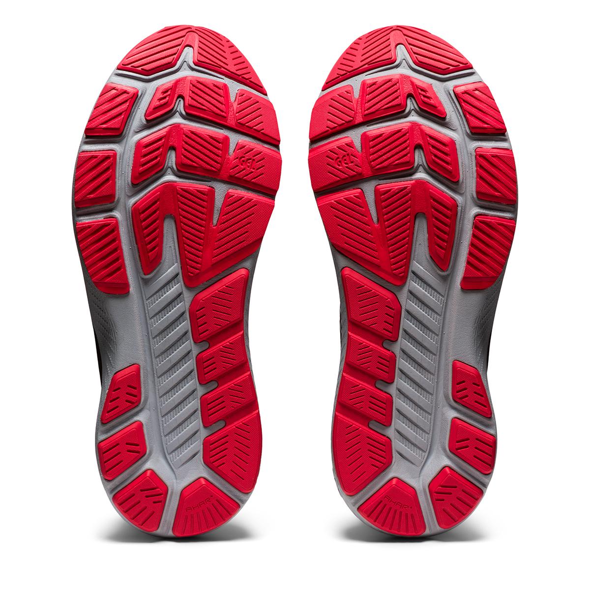 Men's Asics Gel-Kayano Lite 2 Running Shoe - Color: Black/White - Size: 7 - Width: Regular, Black/White, large, image 4