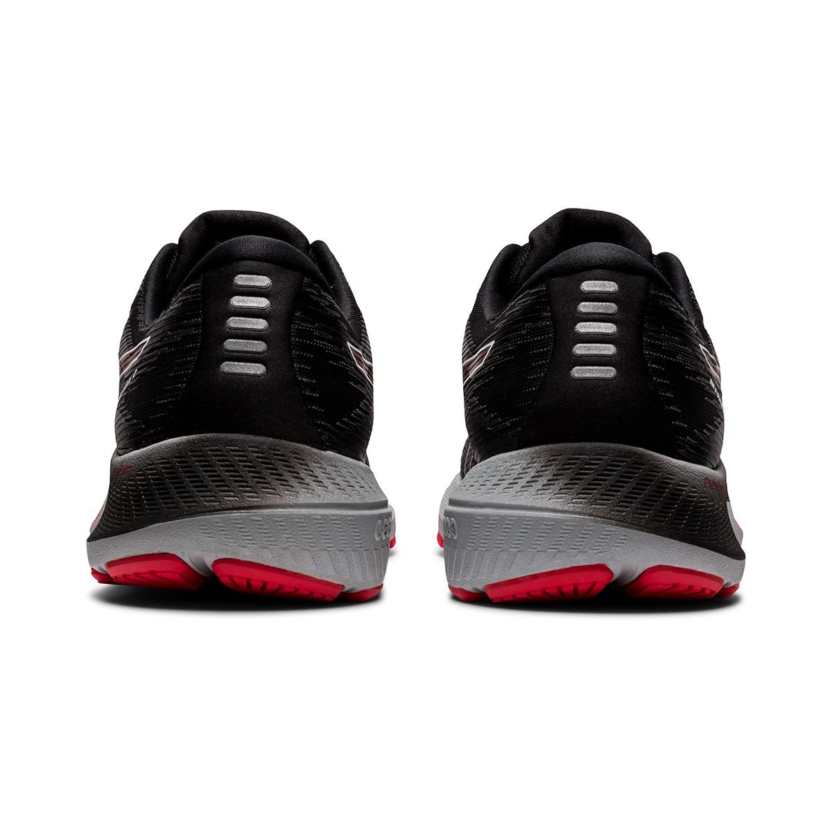 Men's Asics Gel-Kayano Lite 2 Running Shoe - Color: Black/White - Size: 7 - Width: Regular, Black/White, large, image 7