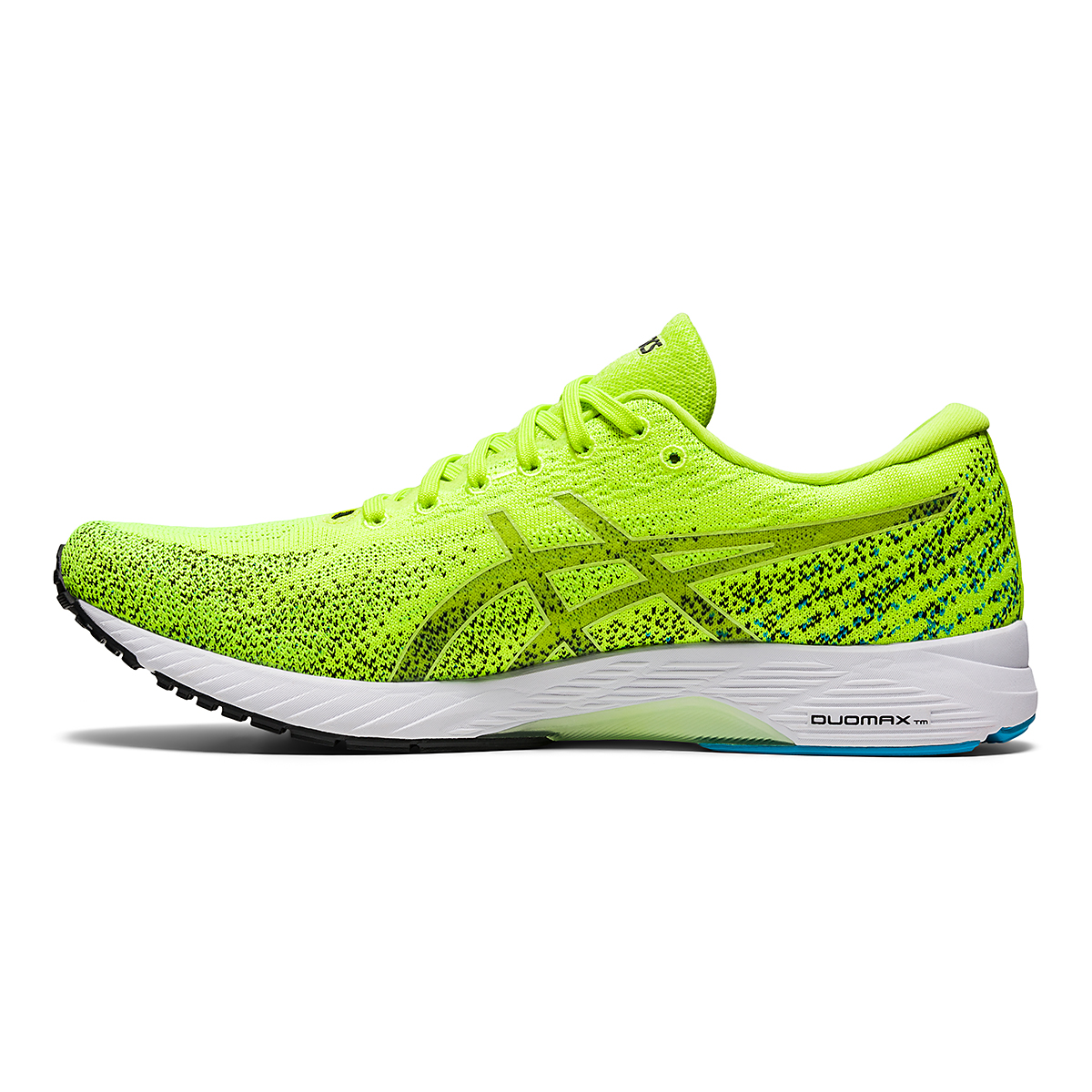 Men's Asics Gel-DS Trainer 26 Running Shoe - Color: Hazard Green/Black - Size: 6 - Width: Regular, Hazard Green/Black, large, image 2