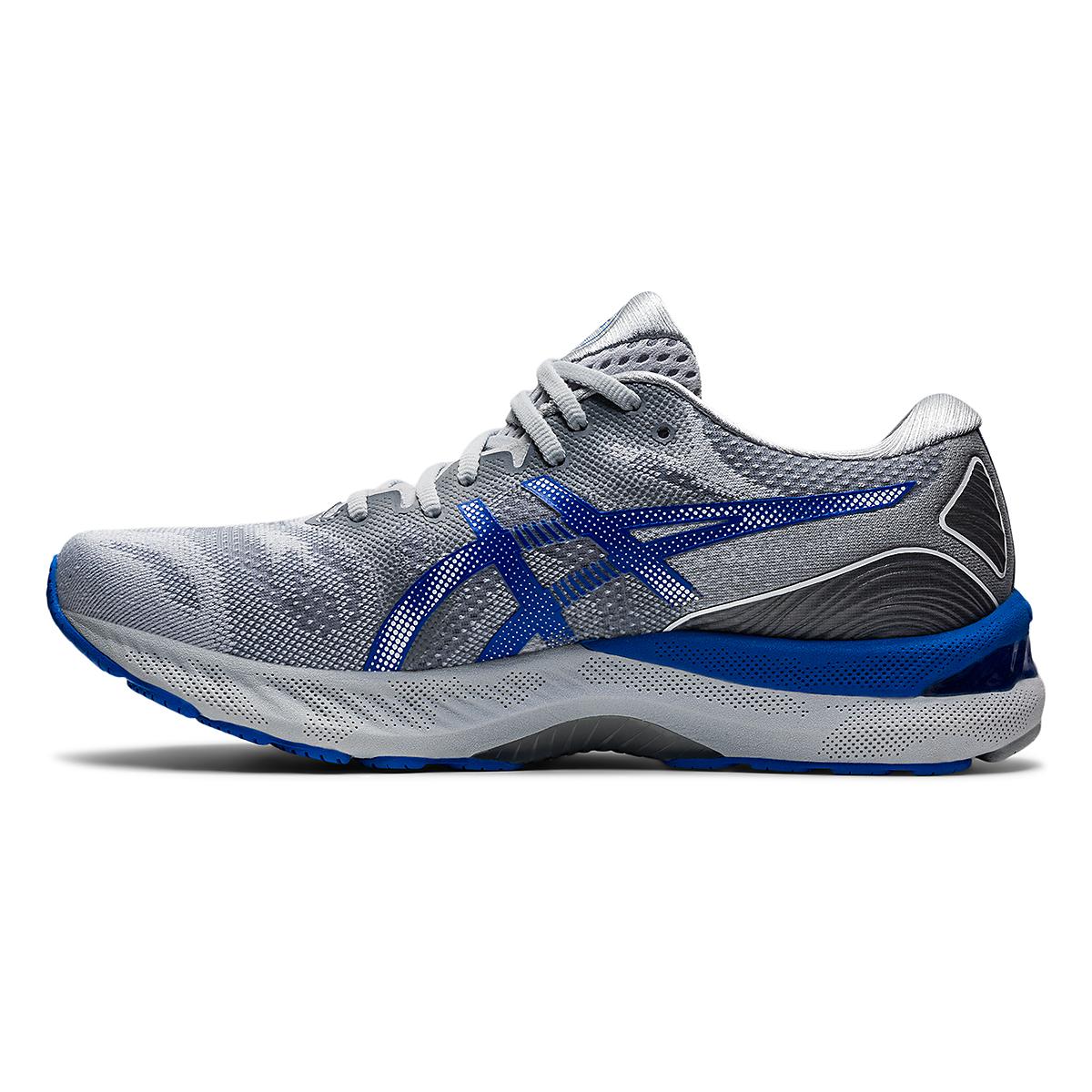 Men's Asics Gel-Nimbus 23 Running Shoe - Color: Piedmont Grey - Size: 6 - Width: Regular, Piedmont Grey, large, image 2