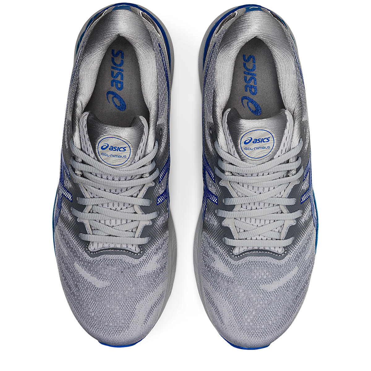 Men's Asics Gel-Nimbus 23 Running Shoe - Color: Piedmont Grey - Size: 6 - Width: Regular, Piedmont Grey, large, image 5