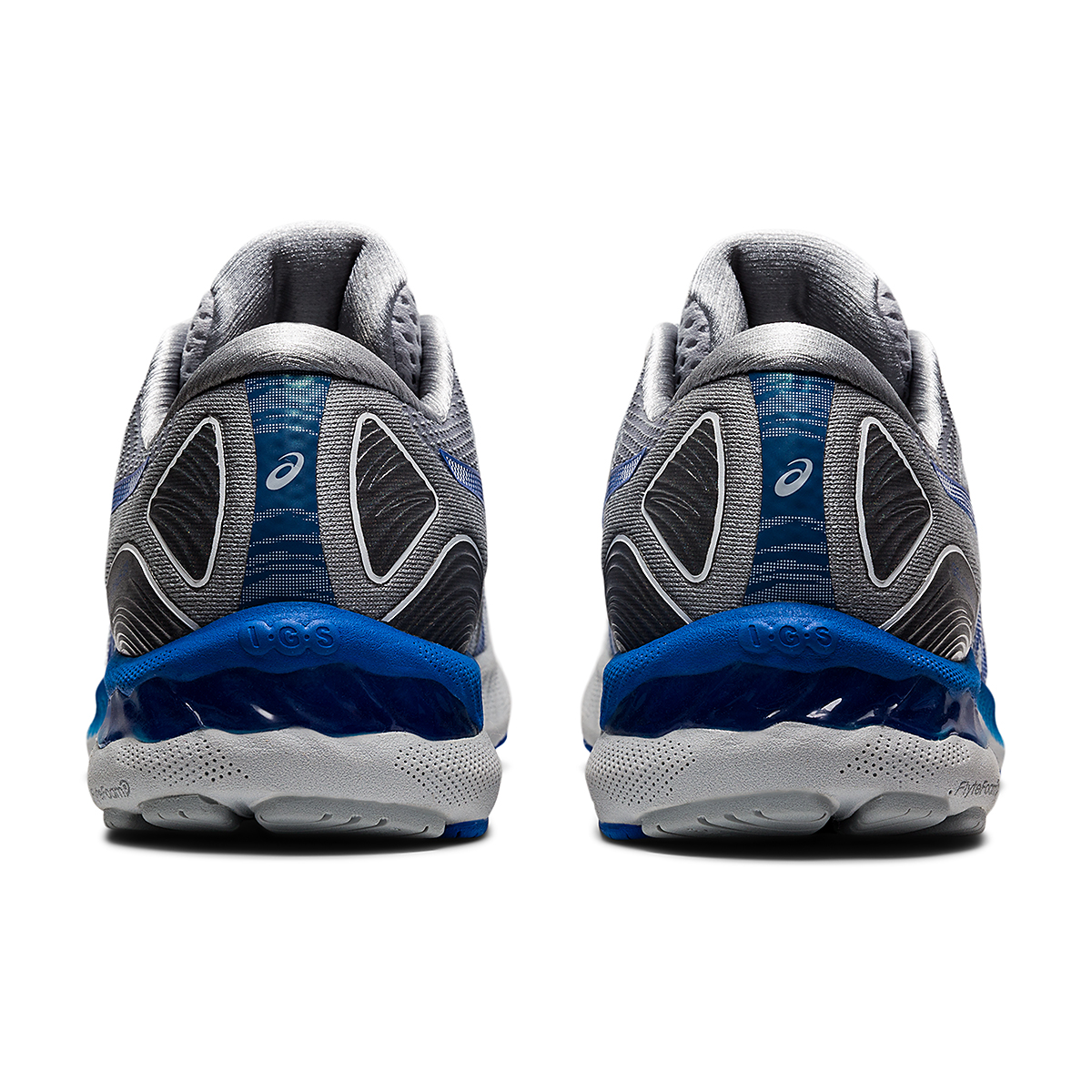 Men's Asics Gel-Nimbus 23 Running Shoe - Color: Piedmont Grey - Size: 6 - Width: Regular, Piedmont Grey, large, image 7