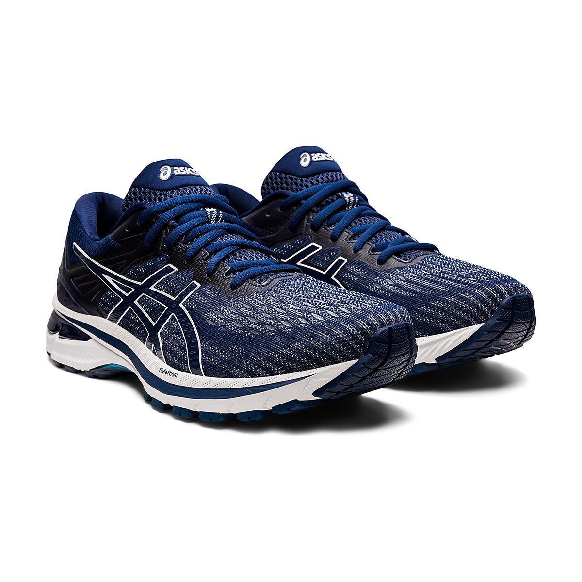Men's Asics GT-2000 9 Running Shoe - Color: Blue Expanse - Size: 6 - Width: Regular, Blue Expanse, large, image 3