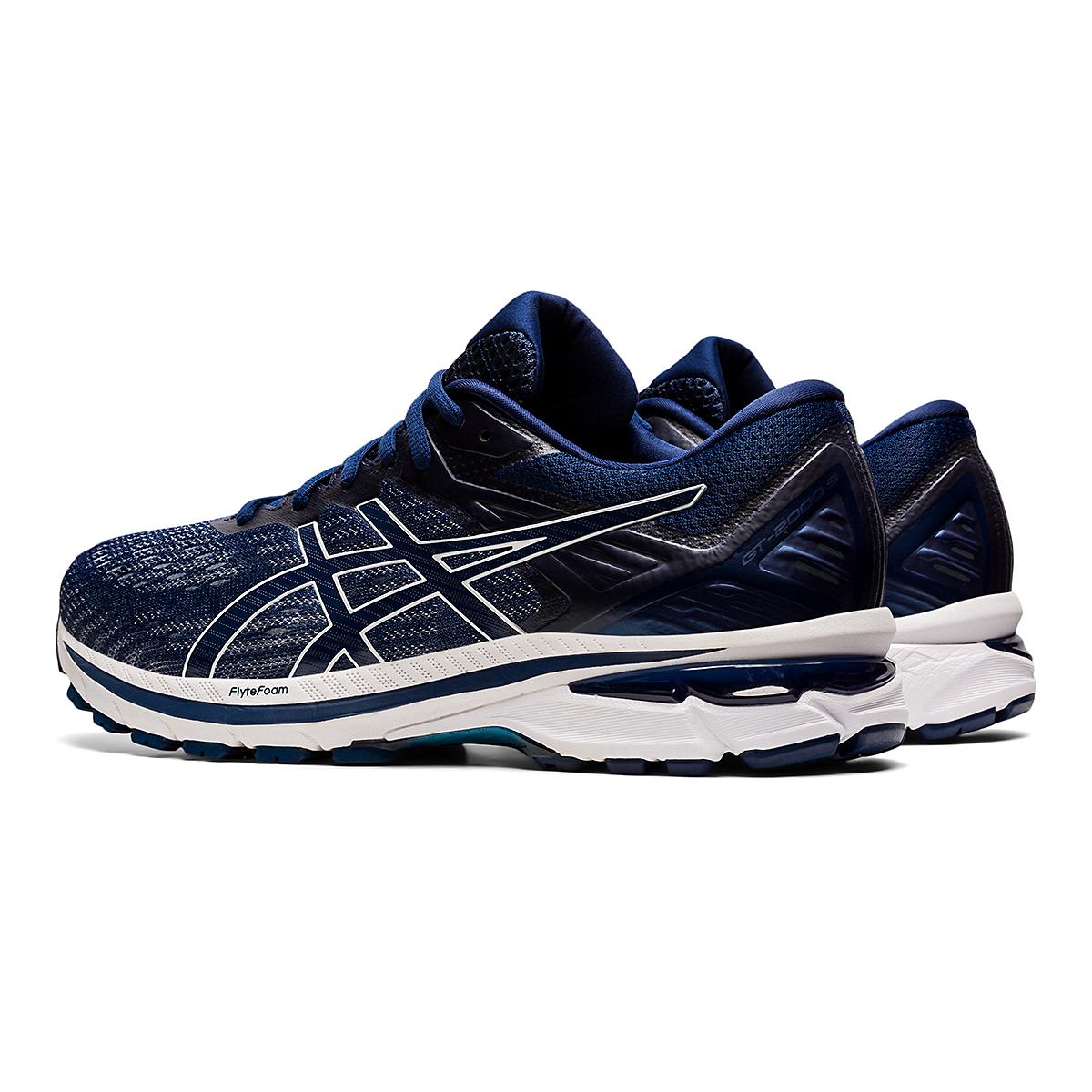 Men's Asics GT-2000 9 Running Shoe - Color: Blue Expanse - Size: 6 - Width: Regular, Blue Expanse, large, image 4