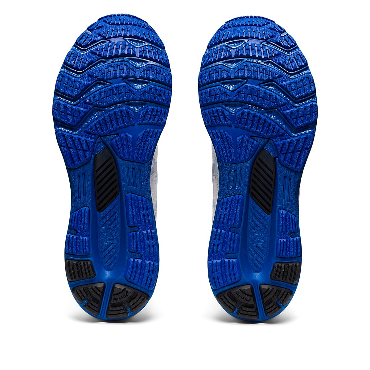Men's Asics Gel-Kayano 28 Running Shoe - Color: White/Tuna Blue - JackRabbit Exclusive - Size: 6.5 - Width: Regular, White/Tuna Blue - JackRabbit Exclusive, large, image 7