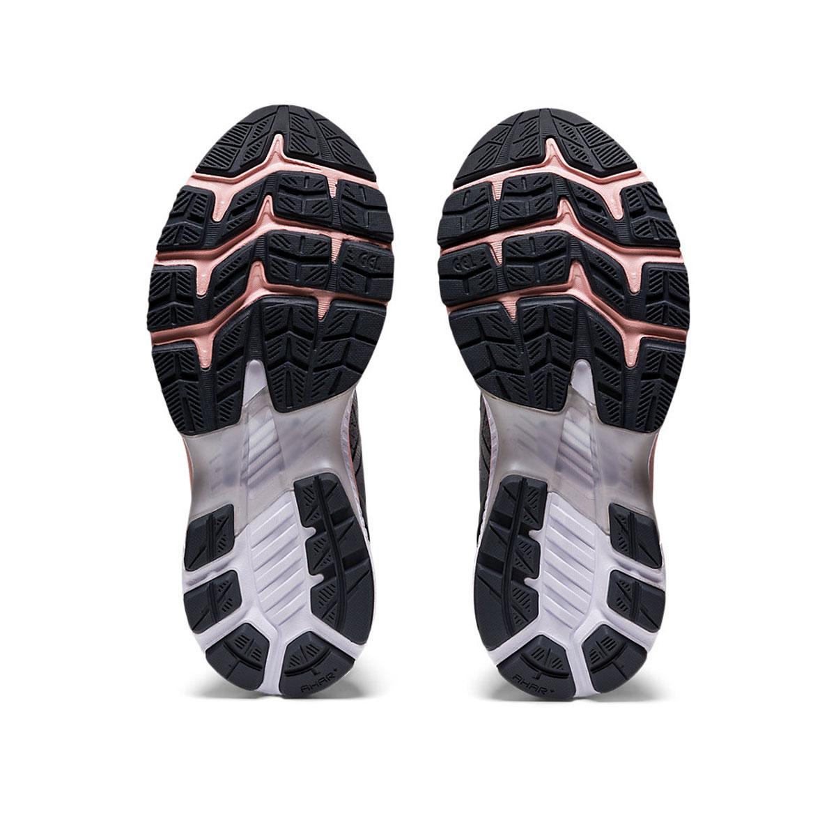 Women's Asics GEL-Kayano 27 Running Shoe - Color: Sheet Rock/Pure (Regular Width) - Size: 5, Sheet Rock/Pure, large, image 7