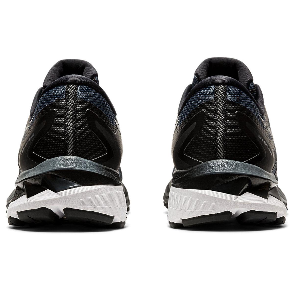 Women's Asics GEL-Kayano 27 Running Shoe - Color: Black/Pure Silv (Regular Width) - Size: 5, Black/Pure Silv, large, image 5