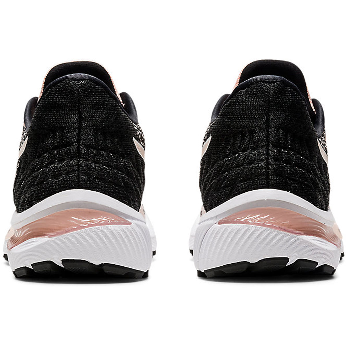 Women's Asics Gel-Cumulus 22 Knit Running Shoe - Color: Breeze/Black - Size: 5 - Width: Regular, Breeze/Black, large, image 5